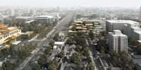 Cityscape 774 3D Model