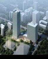 Cityscape 827 3D Model