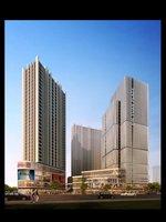 Cityscape Downtown 895 3D Model