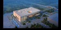 Modern Building Complex 901 3D Model