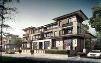 Row Houses 916 3D Model