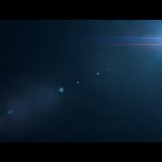 Lens Flare: Blue Spot for Nuke 6.3.1 (nuke script)