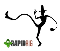 """Rapid Rig: Advanced"" - Auto Rig 2.3.7 for Maya (maya script)"