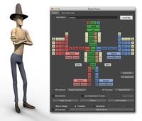 """Rapid Rig: Poser"" for Maya 2.0.9 for Maya (maya script)"