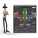 """Rapid Rig: Poser"" for Maya for Maya 2.0.9 (maya script)"