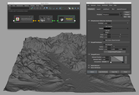 iDisplace - Maya Displacement Deformer 1.0.0 for Maya (maya plugin)