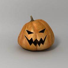 Jeck O Lantern 3D Model