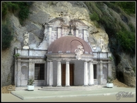 Sant' Emidio alle grotte Temple 3D Model