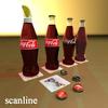 06 33 42 750 coke glass bottle preview 10 scanline 4