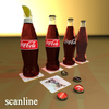 06 35 46 143 coke glass bottle preview 10 scanline 4