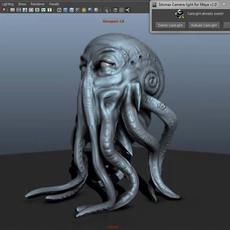 3dsMax CamLight for Maya for Maya 1.0.0 (maya script)