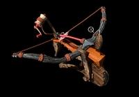 Free Siege Crossbow  Toon for Maya 0.1.0
