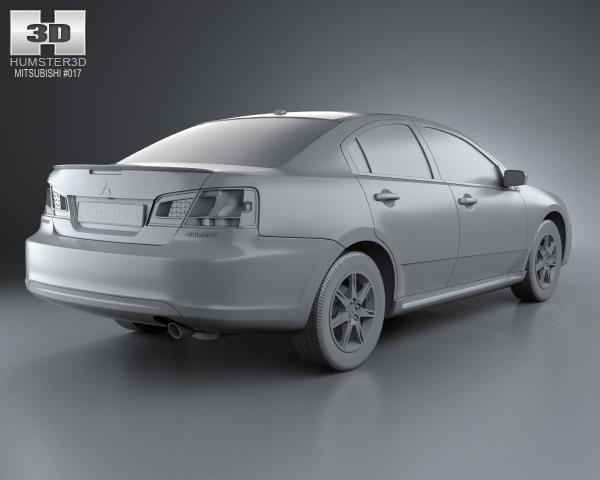 Mitsubishi galant ix фото