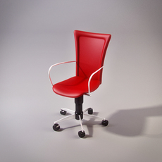 PC armchair 3D Model