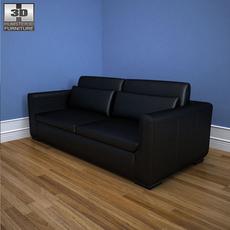 IKEA SMOGEN three-seat sofa 3D Model