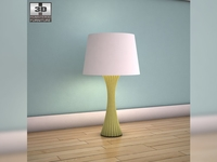 Ashley Emory Table Lamp 3D Model