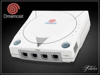 Sega Dreamcast 3D Model