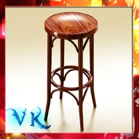 Photorealistic Bar Stool 3D Model