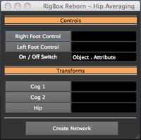 RigBox_Reborn - Hip Averaging  1.0.0 for Maya (maya script)