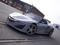 Acura NSX Roadster 3D Model