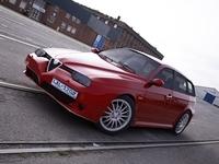 Alfa Romeo 156 GTA Sportwagon 3D Model