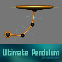Free Ultimate Pendulum for Maya 1.0.0