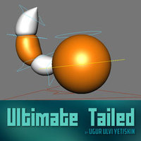 Free Ultimate Tailed for Maya 1.0.0