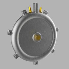 Air rotary motor 3D Model