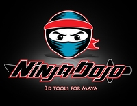 Ninja Dojo (Grand Master) w/Ninja City & Ninja Forge 6.4.0 for Maya (maya script)