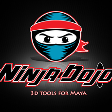 Ninja Dojo (Grand Master) w/Ninja City & Ninja Forge for Maya 6.1.0 (maya script)
