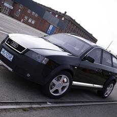 Audi Allroad Quattro 3D Model