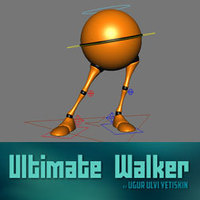 Ultimate Walker 1.0.1 for Maya
