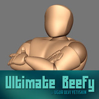 Ultimate Beefy 1.0.2 for Maya