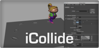 iCollide - Maya Collision Deformer 1.5.0 for Maya (maya plugin)