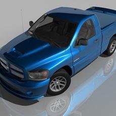 Dodge Ram SRT-10 3D Model