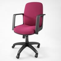 861 chair 3D Model