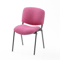 so upholstered chair 3D Model
