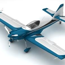 Zlin Z50 LS 3D Model