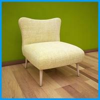chair 6 3D Model