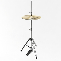 Hi Hat Cymbal 3D Model