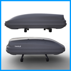Roof Box Thule 3D Model