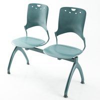 LM-662P9 Connected Chair 3D Model