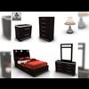 07 04 15 770 022 i zone bookcase bedroom set 640 0002 4