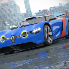 Renault Alpine A110-50 2.0 3D Model