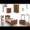 07 06 43 228 024 camp huntington poster bedroom set 640 0002 4
