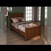07 06 43 546 024 camp huntington poster bedroom set 640 0003 4