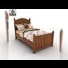 07 06 45 404 024 camp huntington poster bedroom set 640 0005 4