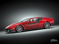 Giugiaro Brivido 1.0 std mat 3D Model