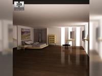 Bedroom Furniture 27 Set 3D Model