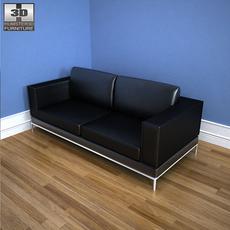 IKEA Arild Three-seat sofa 3D Model